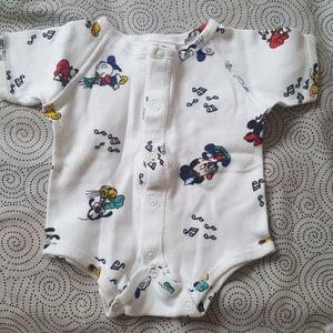 Disney babies onsie